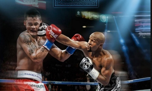 A Superfight In Name Only: Mayweather Vs. Maidana