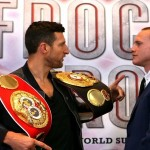 Carl Froch-George Groves Redux