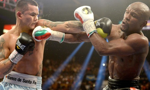 "Mayweather vs. Maidana II: ""Similar Outcome"""
